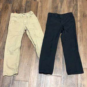 Boys pants bundle